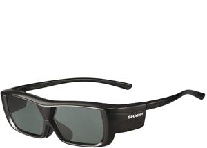 SHARP AN-3DG20-B 3D Glasses